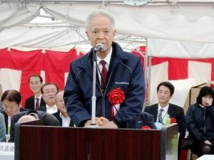2017年10月29日(日) 第99回 兵庫県畜産共進会 姫路市・石見市長あいさつ