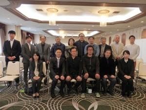 2019年3月3日(日) 神戸肉流通推進協議会設立35周年記念神戸肉枝肉共励会 入賞牛の肥育農家・繁殖農家の皆さん