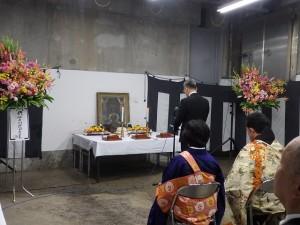2019年10月19日(土) 加古川食肉センター畜魂祭 祭文 加古川市・川西副市長