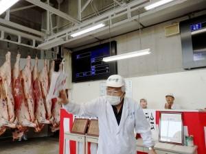 2021年6月25日(金) JA西日本くみあい飼料㈱系統出荷牛枝肉共励会 和牛の部 最優秀牛出品者の表彰